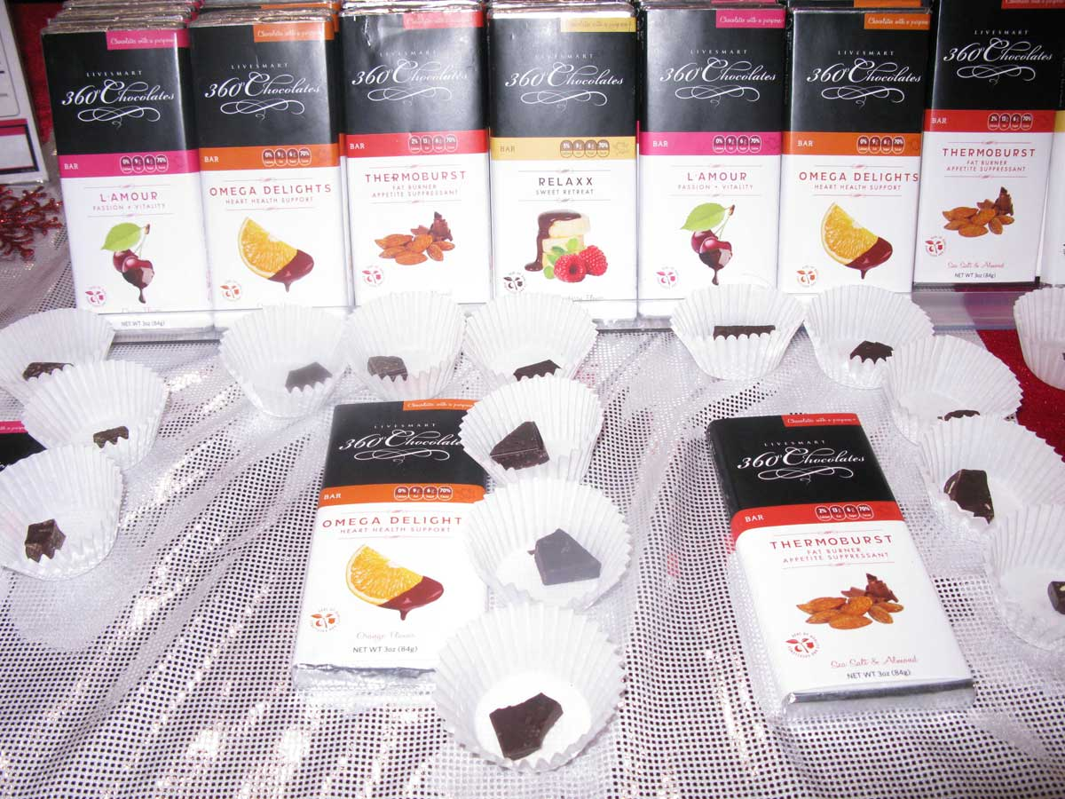 360 Chocolate