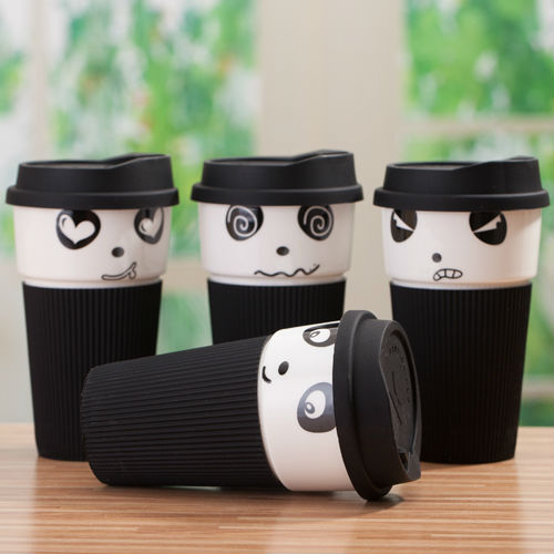 Ceramic Eco-friendly Coffee Mugs