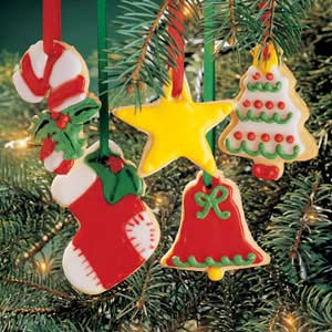 Christmas Edible Decorations