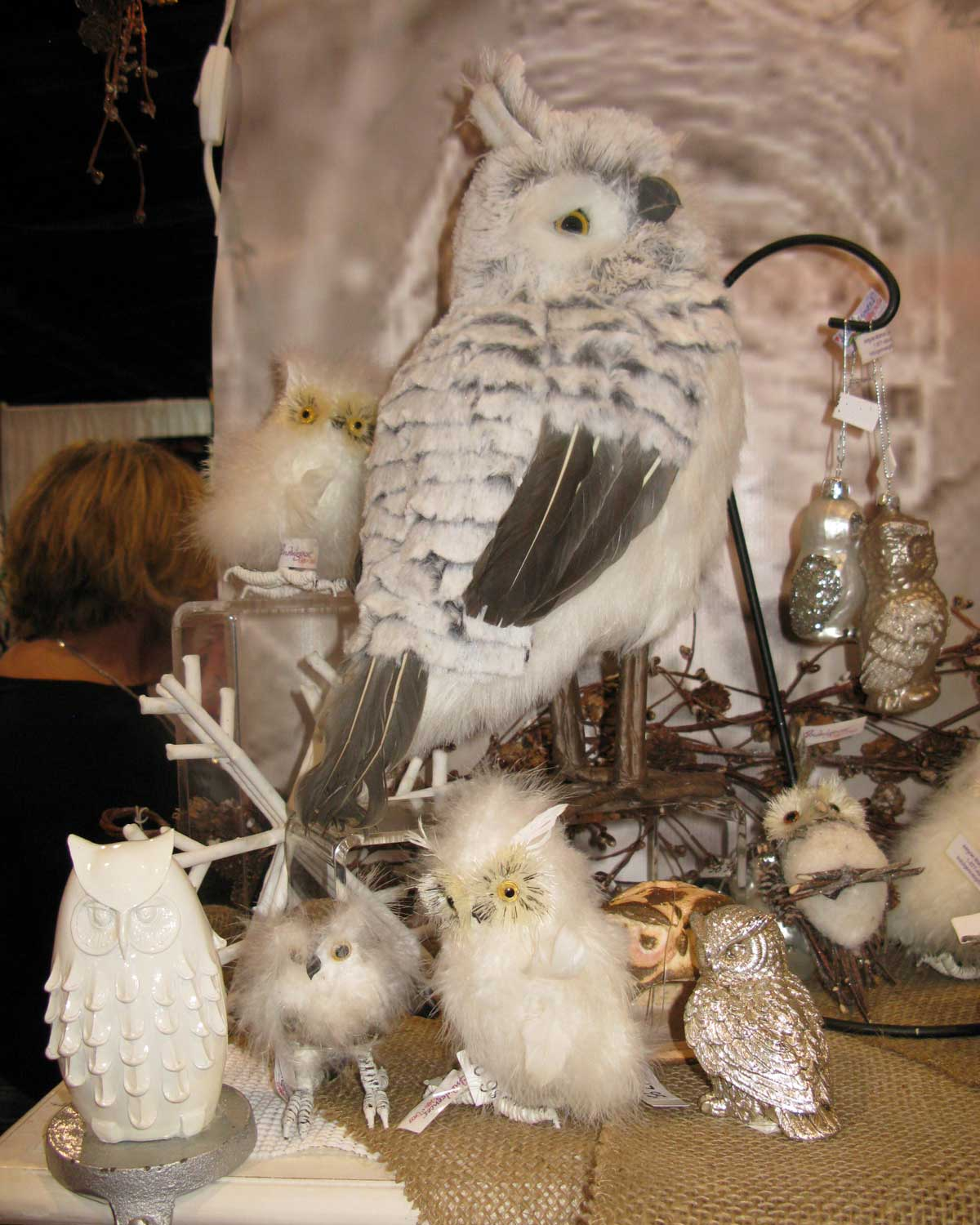 Indulgences Gifts And Decor-owls