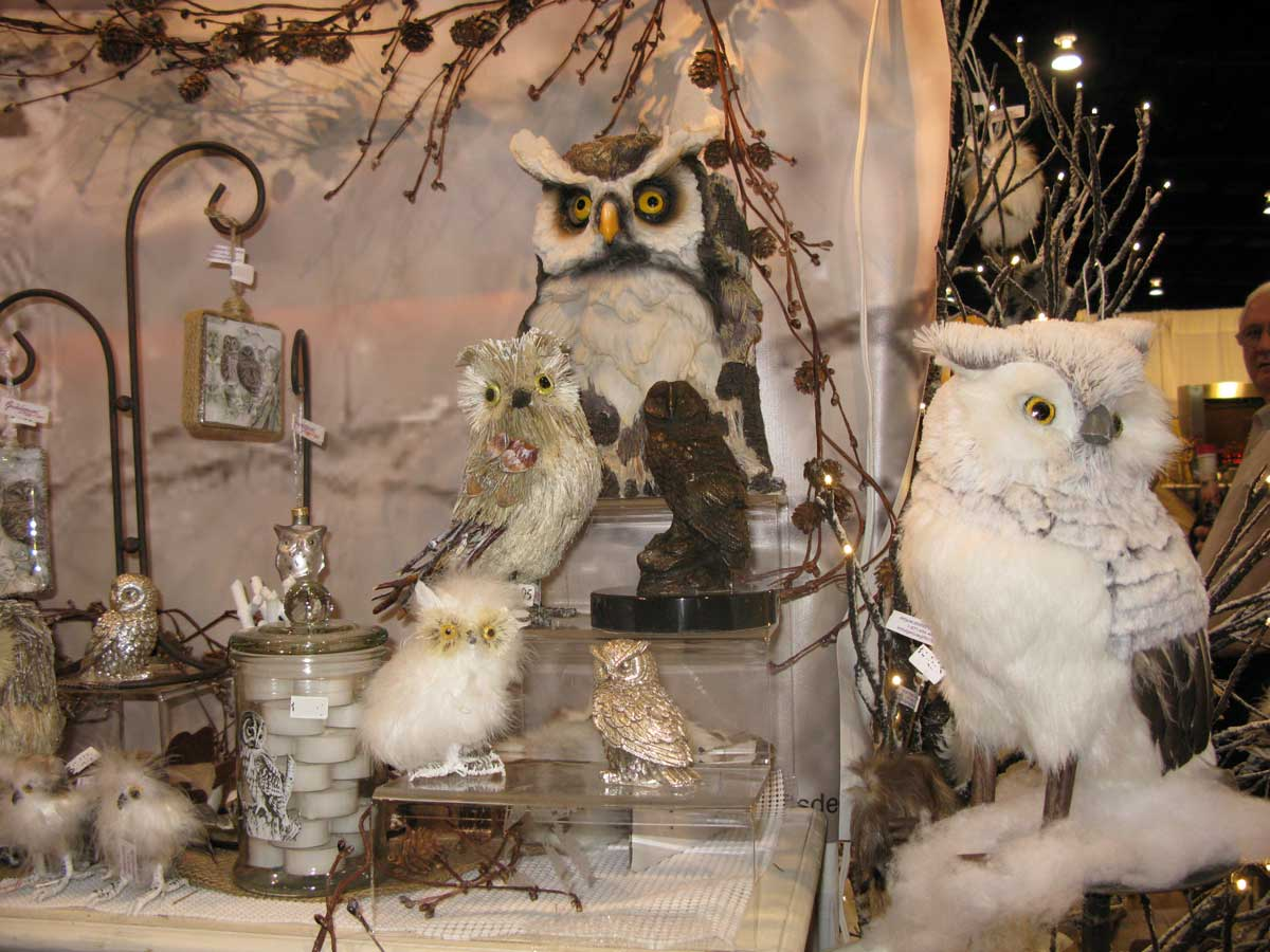 Indulgences Gifts And Decor: Owls
