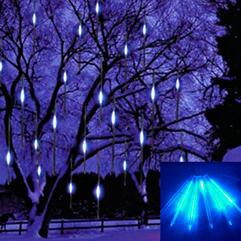 led meteor shower rain lights - Snowfall Christmas Lights