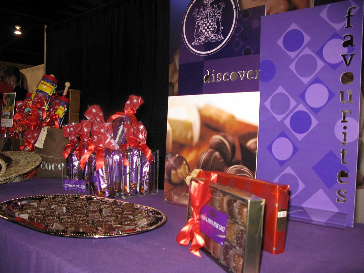 Purdys Chocolates: Sweet Romance