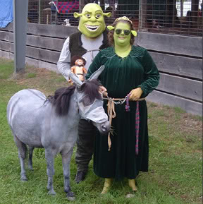 Halloween Costumes: Shrek