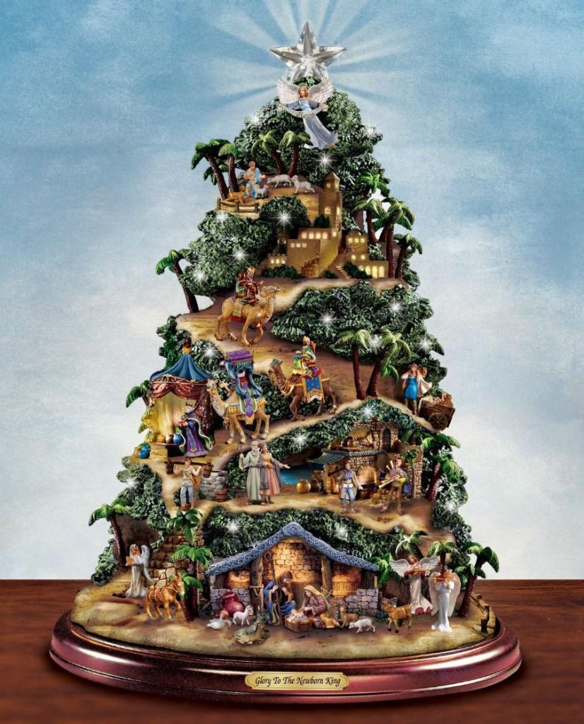 Thomas Kinkade: Christmas Art | FUN Advisor