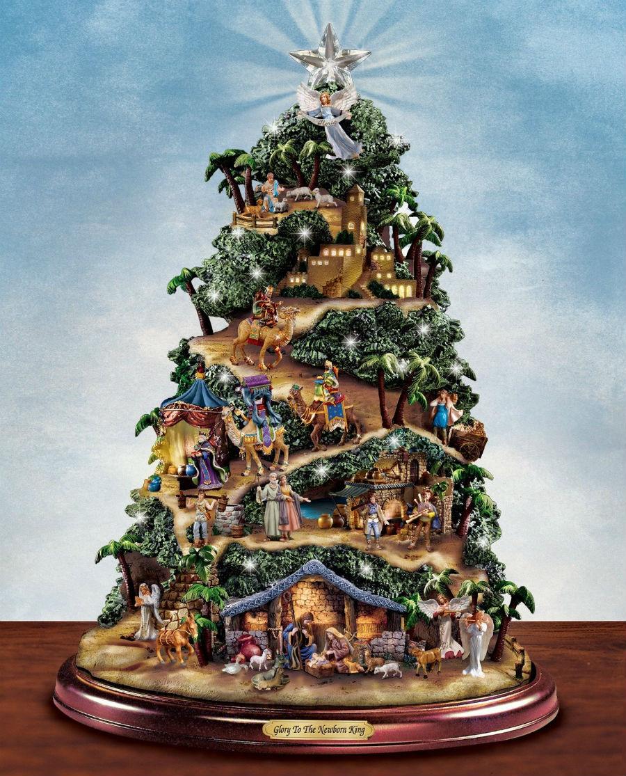 Kinkade christmas ornaments - Thomas Kinkade Christmas Art