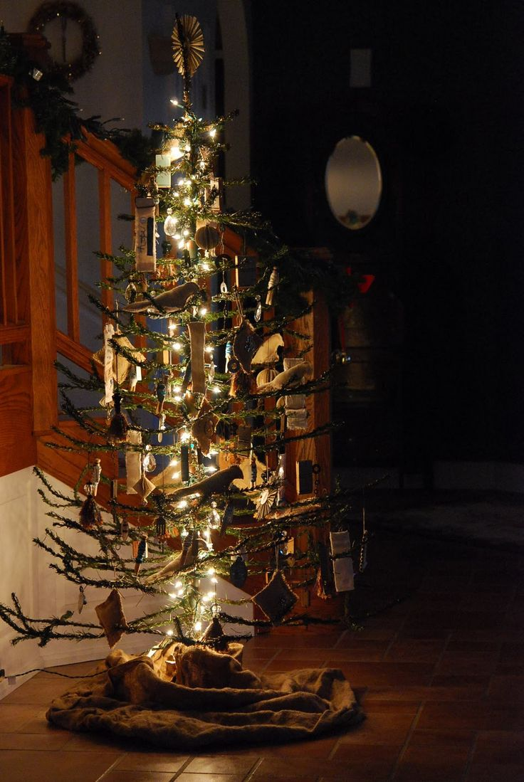 Christmas Artificial Junk Tree