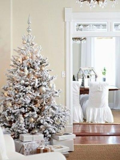 Christmas Artificial Frozen Tree