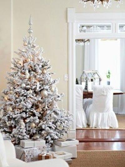 Christmas Artificial Frozen Tree