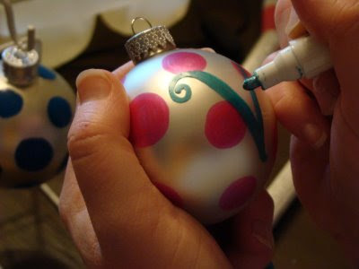 Christmas Master Class: Hand Painting