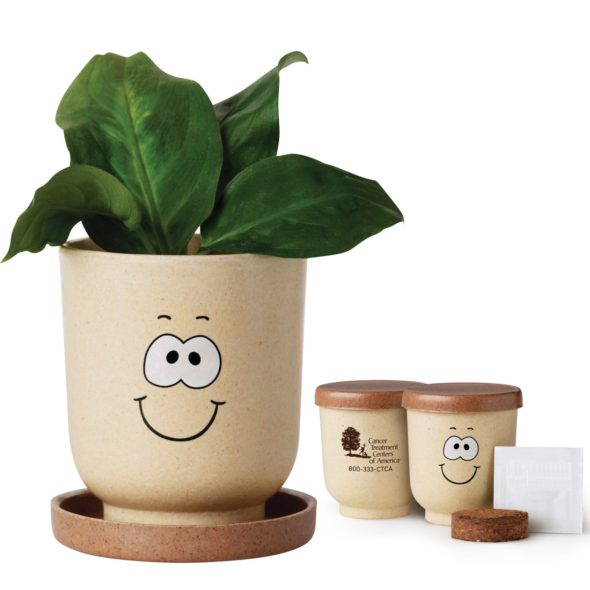 Goofy Custom Plant Set
