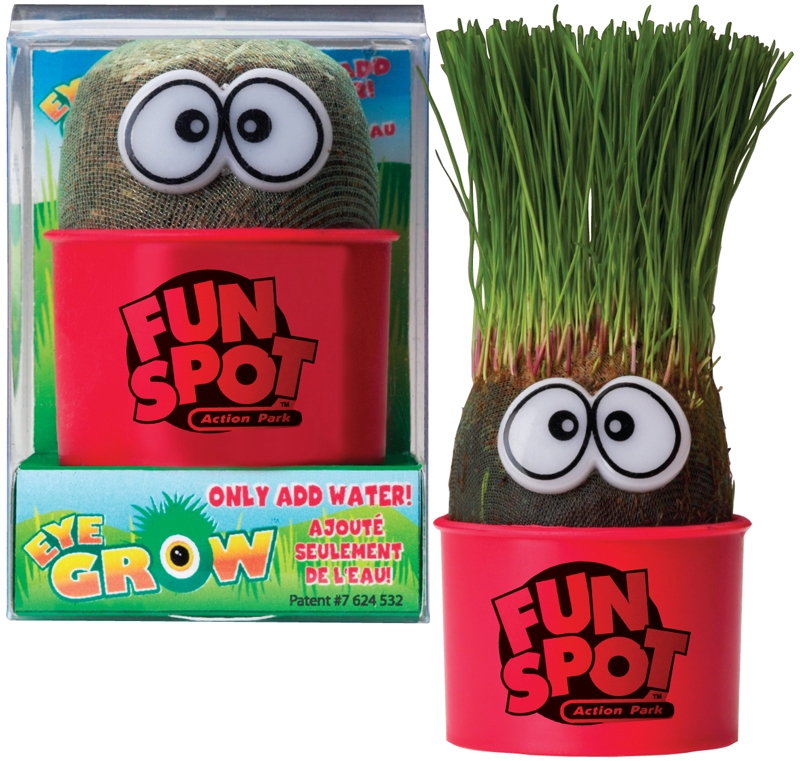 Seed Sensations Grow Guy Custom Grass Planter
