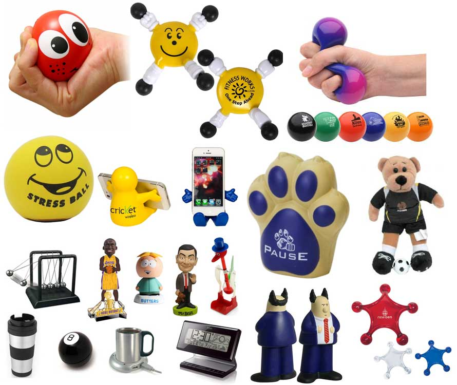 Corporate Gifts: Branded Toys
