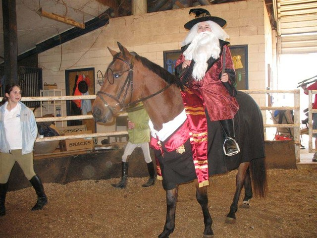 Halloween Costumes: Ideas for Horse Lovers