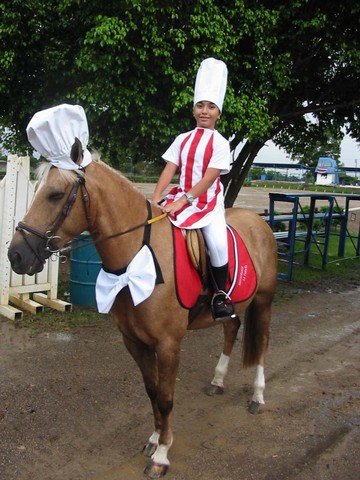 Halloween Costumes for Horse Lovers