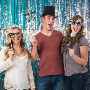 Make a Face with these fun Photo Props!