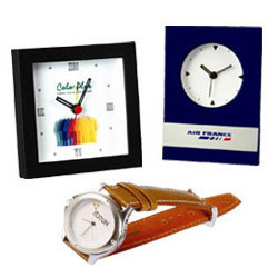 Promotional Clock & Watches