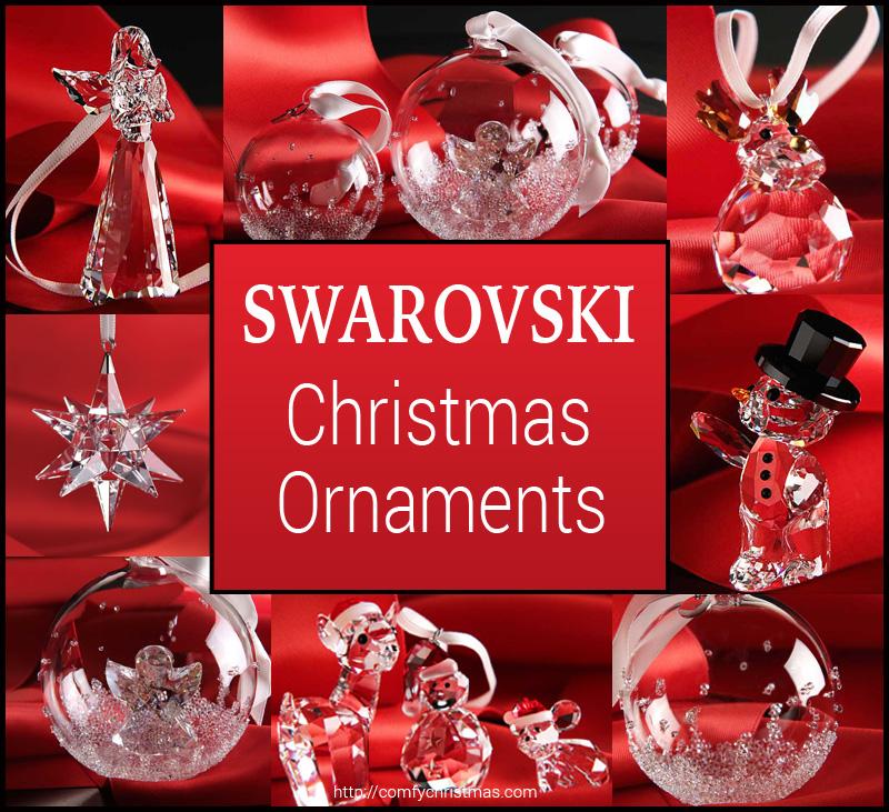The Best Swarovski Crystal Christmas Ornament Fun Advisor